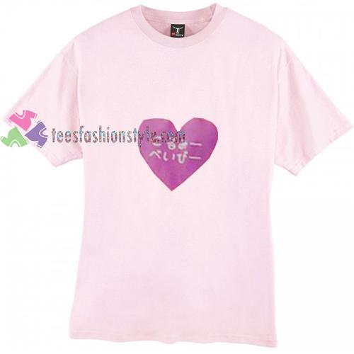 Heart Kawaii t shirt