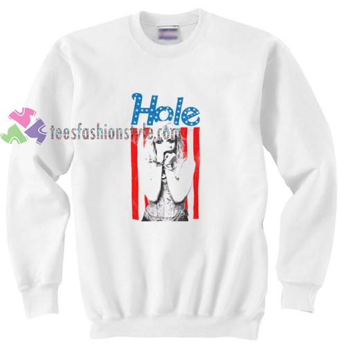 Hole Sweatshirt