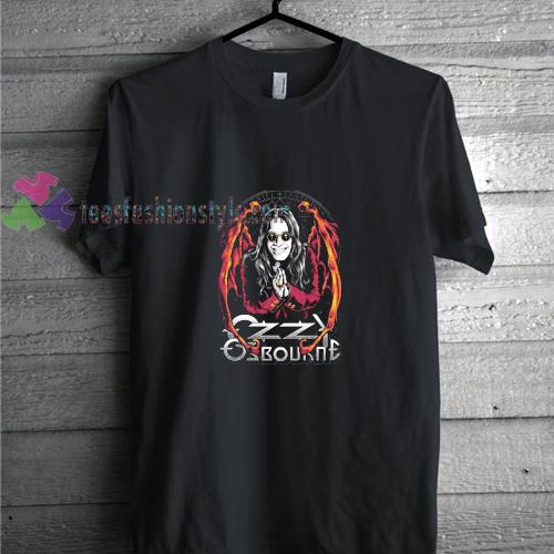 Ozzy Osbourne Smile t shirt