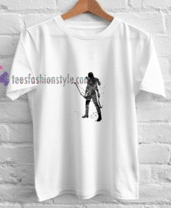 Tomb Raider Arrow t shirt