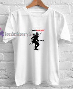 Tomb Raider Rise t shirt