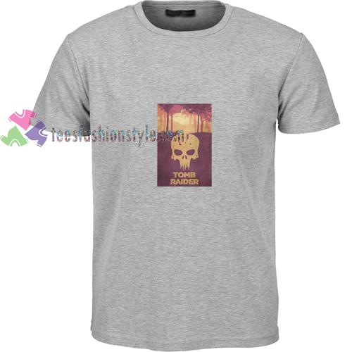 Skull Tomb t shirt
