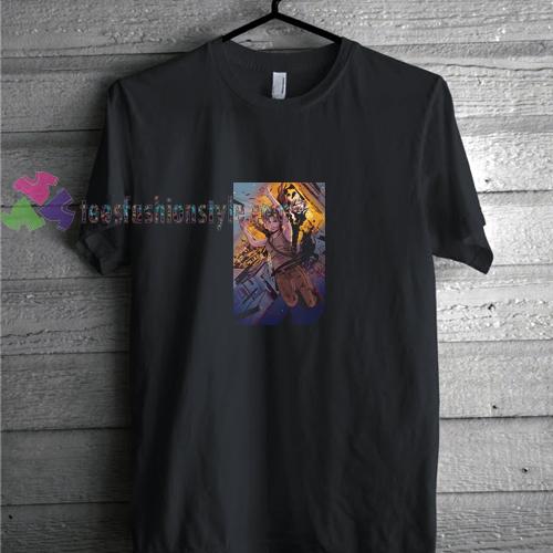 Raider Jump t shirt