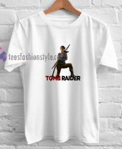 Tomb Raider 2 t shirt