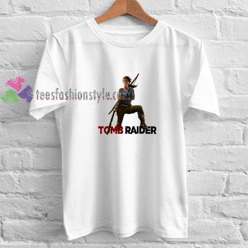 Tomb Raider 2 t shirt