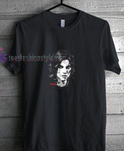 Tomb Raider Black t shirt