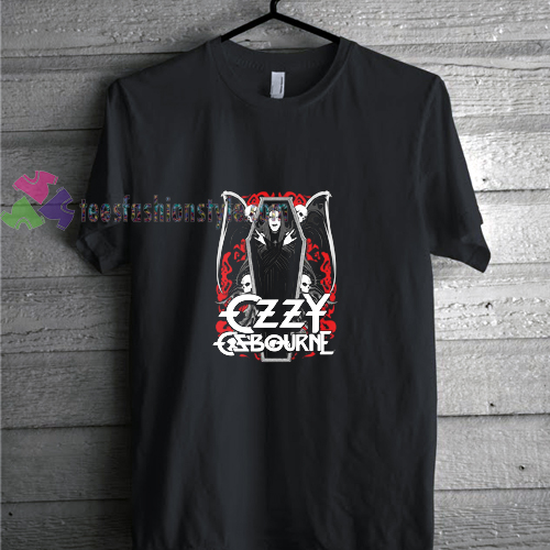 Vampire Ozzy t shirt