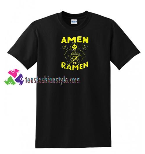 Parody Amen Rich Brian Shirt