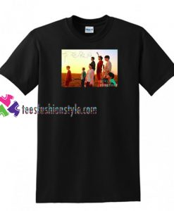BTS Shirt Love Yourself Tear T Shirt
