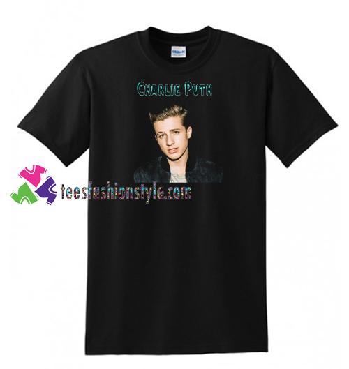 Charlie Puth Shirt