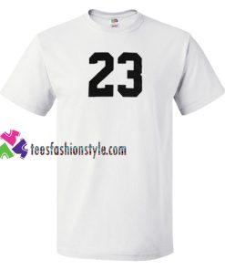 23 Jordan T Shirt gift tees unisex adult cool tee shirts