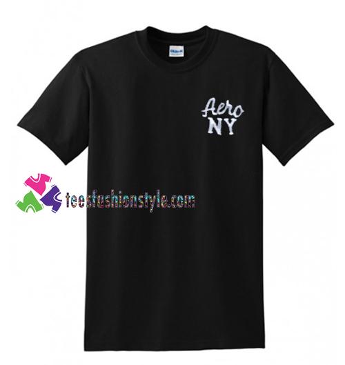 Aero NY T Shirt gift tees unisex adult cool tee shirts