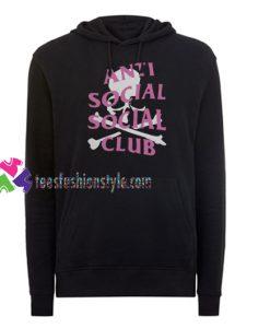 e5cd8edcb1bb Anti Social Social Club Skull Hoodies gift cool tee shirts cool tee shirts  for guys