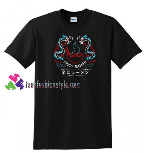 Destiny 2 Spicy Ramen Shop T Shirt gift tees unisex adult cool tee shirts