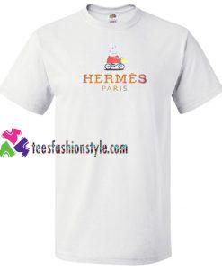 Peppa Pig X Hermes Parody T Shirt gift tees unisex adult cool tee shirts