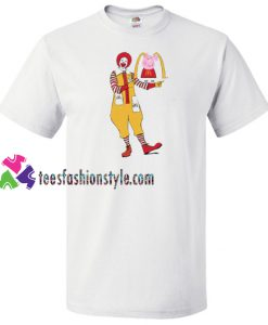 2bf741423e9b Ronald Mcdonald Peppa Pig T Shirt gift tees unisex adult cool tee shirts