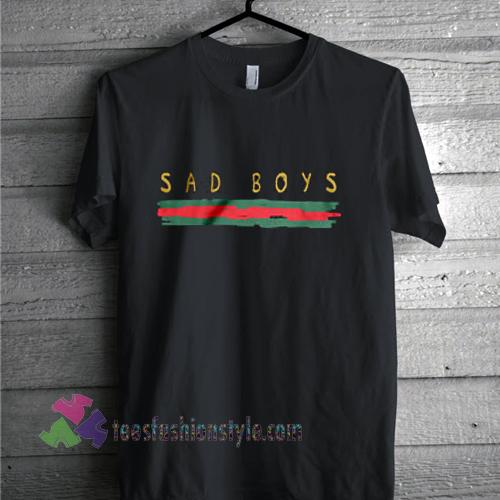 b389b479eec SAD BOYS shirt women men