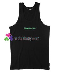 1885 Girl Talk Tank Top gift tanktop shirt unisex custom clothing Size S-3XL