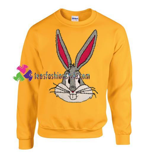 Bugs Sweatshirt Gift sweater adult unisex cool tee shirts