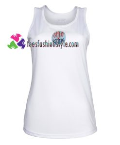 Chio Rebels Tank Top gift tanktop shirt unisex custom clothing Size S-3XL