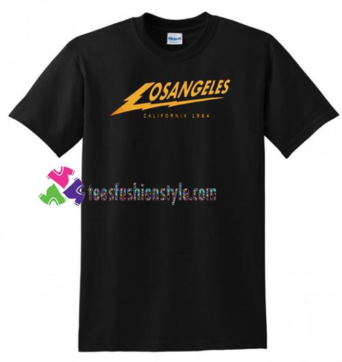 11100befa8a Los Angeles California 1984 T Shirt gift tees unisex adult cool tee shirts
