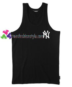 New York TankTop gift tanktop shirt unisex custom clothing Size S-3XL