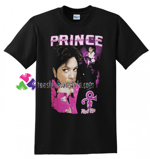 Rare Prince Revolution Purple Rain Tour Shirt gift tees unisex adult cool tee shirts