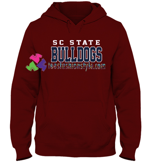 Sc State Bulldogs Hoodie gift cool tee shirts cool tee shirts for guys