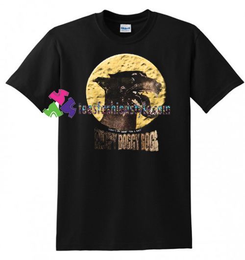 Snoopy Doggy Dogg T Shirt gift tees unisex adult cool tee shirts