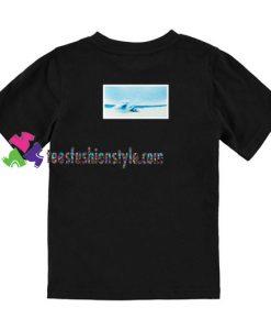 Wave Sea Ocean T Shirt gift tees unisex adult cool tee shirts