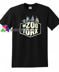 Zoo York T Shirt gift tees unisex adult cool tee shirts