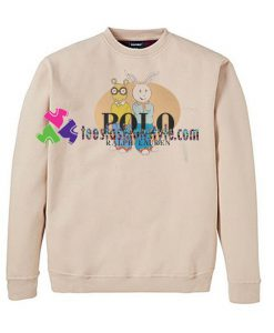 'Bear and Rabbit' Sweatshirt Gift sweater adult unisex cool tee shirts