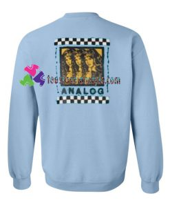 Analog Clifton Sweatshirt Gift sweater adult unisex cool tee shirts