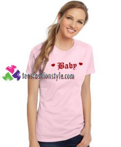Baby Love T Shirt gift tees unisex adult cool tee shirts