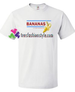 Bananas In The Bahamas T Shirt gift tees unisex adult cool tee shirts