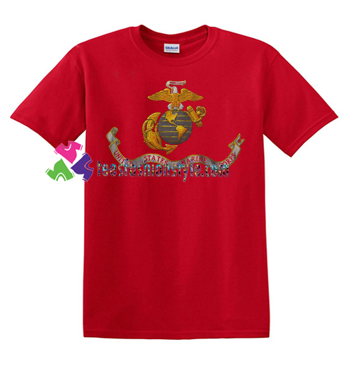 Happy Birthday To Our Marine Corps T Shirt Gift Tees Unisex Adult Cool Tee Shirts
