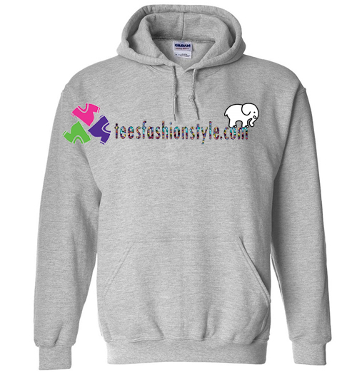 b81668460f3d Ivory Ella Elephant Hoodie gift cool tee shirts cool tee shirts for guys