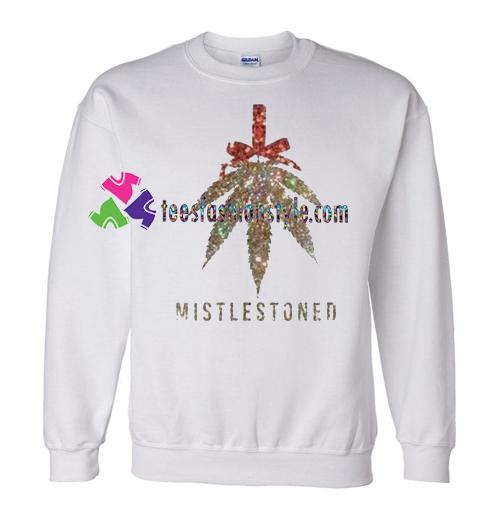 Marijuana Sweatshirt Gift sweater adult unisex cool tee shirts