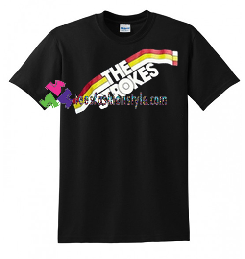 The Strokes T Shirt gift tees unisex adult cool tee shirts