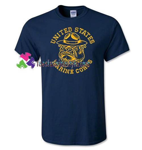 US Marine Corps Birthday T Shirt Gift Tees Unisex Adult Cool Tee Shirts