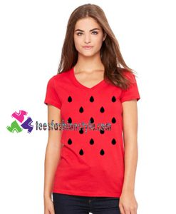Water Melon T Shirt gift tees unisex adult cool tee shirts