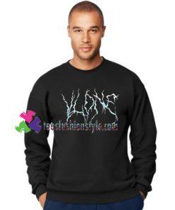 Wone Super Lighting Sweatshirt Gift sweater adult unisex cool tee shirts