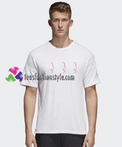 3 Faces T Shirt gift tees unisex adult cool tee shirts