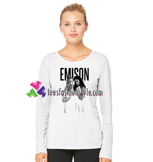 Emison Pretty Little Liars Sweatshirt Gift sweater adult unisex cool tee shirts