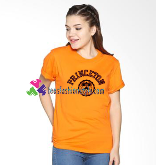 Princeton University T Shirt gift tees unisex adult cool tee shirts