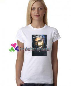Tupac Shakur T Shirt gift tees unisex adult cool tee shirts