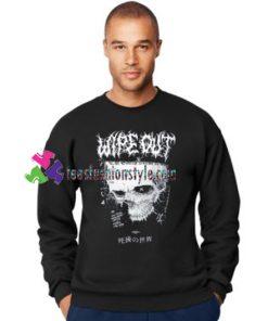 Wipe Out Demon Angel Sweatshirt Gift sweater adult unisex cool tee shirts