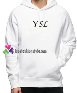 YSL Font Hoodie gift cool tee shirts cool tee shirts for guys