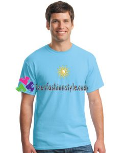 Yin Yang Sunshine T Shirt gift tees unisex adult cool tee shirts
