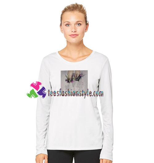 Lavender in Boots Sweatshirts Gift sweater adult unisex cool tee shirts